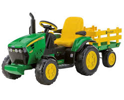 john deere ground force with trailer