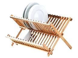 kitchen drying racks wooden dish drying racks wooden kitchen towel drying rack