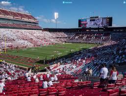 Gaylord Family Oklahoma Memorial Stadium Section 13 Seat
