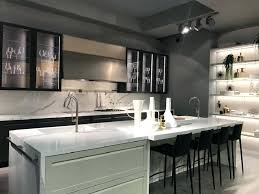 frosted glass kitchen cabinets cabinet doors door white solid surface integral sink