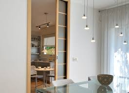 Eclisse SINGLE wiring ready sliding pocket door system with