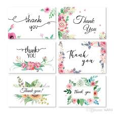 Print A Mother S Day Card Online English Letter Thank You Greeting Cards Printing Folding Paper