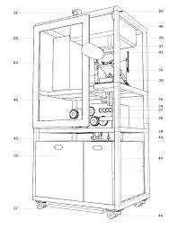 patent us20120173014 reverse vending machine google patents patent drawing