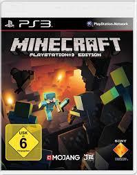 Minecraft PlayStation 3 mit unbegrenzten Ressourcen.