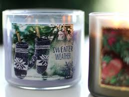 Image result for winter bath and body works candles