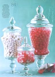 jar for candy buffet