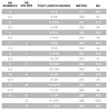 Jackson Size Chart Bayside Blades