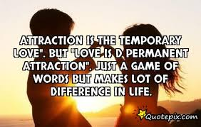 Love Attraction Quotes