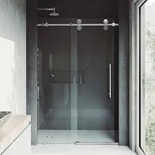 new home vigo elan adjule frameless sliding shower door