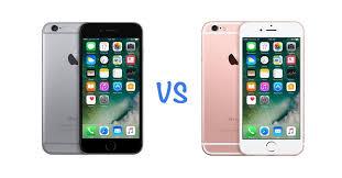 Het verschil tussen de iPhone 6 en 6s Computer Idee
