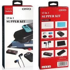 Купить Набор <b>аксессуаров Oivo</b> SWT001 для <b>Nintendo</b> Switch в ...