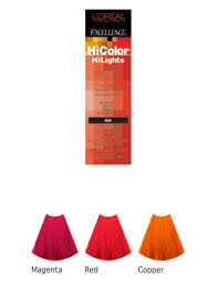 Loreal Hicolor Colour Chart L Oreal Hicolor Hilights Color Chart Sbiroregon Org