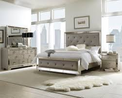 Bedroom: Silver Bedroom Furniture Awesome Simple Silver Bedroom Furniture  Sets Greenvirals Style   Silver Finish