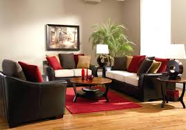 red living room rug living room with brown coach on brown couch brown sofas and red walls brown and red oriental rug living room red and gray area