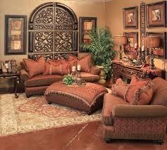 Tuscan Inspired Living Room Impressive Design Inspiration