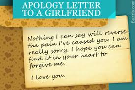 300 apology letter to girlfriend