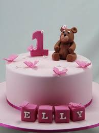 1st Birthday Cakes For Baby Girl Rkrishnan