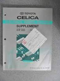 details about 1988 honda zb50 toyota hilux toyota and manual toyota celica electrical wiring diagram manual supplement 1991 ewd105f