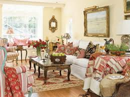 Living Room Country Decor Country Home Living Room House Photo