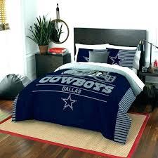 dallas cowboys bed set crib per cowboy bedding for s