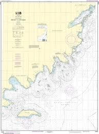 Noaa Nautical Chart 16568 Wide Bay To Cape Kumlik Alaska Pen