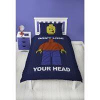 «Комплект <b>постельного белья LEGO</b> Classic LBMHERCU001UK ...