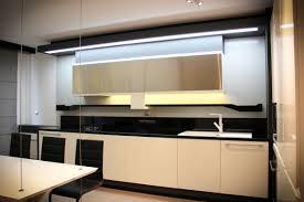 Black White Kitchen Designs Futuristic Interior Apartment Design In Bulgaria By Bozhinovski