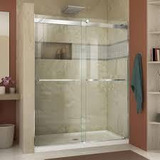 image of luxury frameless shower doors