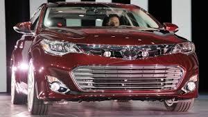 Sorry, Mom: The Toyota Avalon Is The Most American Car Made Today ...