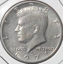 1971 D Kennedy Half Dollar Coin Value Prices Photos Info