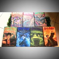 [<b>Brand New</b>] Harry Potter Series <b>Set</b> Books <b>1</b>-7 | Shopee Philippines