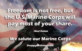 Marines Quotes Classy Marine Corps 48rd Birthday Images Quotes Wishes 48HappyBirthday