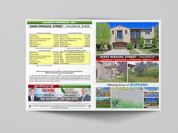 high end flyers creative marketing solutions create a lasting impression your seller and potential buyers these larger versions of the listing flyer
