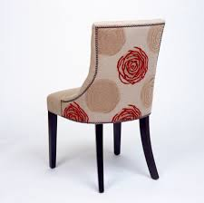 Traditional Upholstered Dining Chair