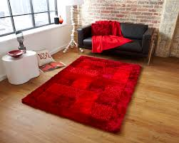 square red contemporary rugs