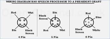 astatic 636l 4 pin wiring diagram knitknot info Astatic Mic Wiring at Astatic 636l Switch Wiring Diagram