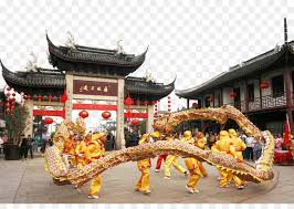 Cara membuat slime gambar barongsai dan naga ikan. Tarian Naga Tahun Baru Cina Tari Gambar Png