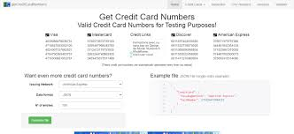 Its use doesn't include making transaction rather it is used more for creating trail account, verification and also while testing system performance. How To Get Virtual Credit Cards For Free Trials Best Vcc Generators My Vip Tuto