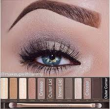 palette 2 for blue eyes blue eye makeup hair makeup pretty eye makeup