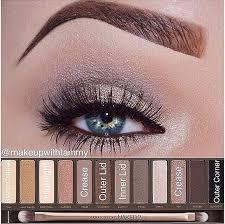 palette 2 for blue eyes