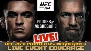 UFC 264 POST-FIGHT PRESS CONFERENCE: Poirier vs McGregor 3