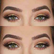 trending bridal eye makeup for green eyes s jpg