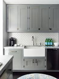 grey kitchen cabinets view full size