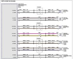 wiring diagram for sony xplod radio wiring diagram sony car radio wiring schematic diagrams