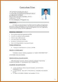 Resume Format Downloadable Downloadable Resume Format Thrifdecorblog Com