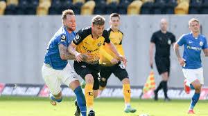 Am samstag treffen beide erstmals seit zehn jahren wieder in der 2. Dynamo Dresden Gegen Hansa Rostock Findet Keinen Sieger Kicker
