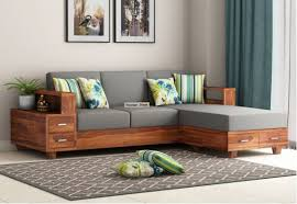 wooden sofa set in india
