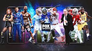 Fox sports es un canal de televisión por suscripción especializado en deportes que emite las 24 horas del día para latinoamérica. Fully Reimagined Fox Sports App And Website Transform The Modern Sports Fan Experience Fox Sports Presspass
