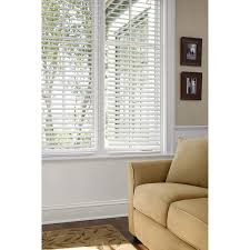 com better homes and gardens 2 faux wood blinds white 27 x 64 home kitchen