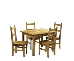 pine wood dining table for round mexican with leaves rustic room 4 chairs kitchen wonderful
